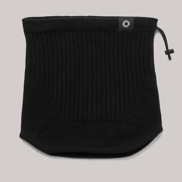 Cashmere Neck Warmer | black