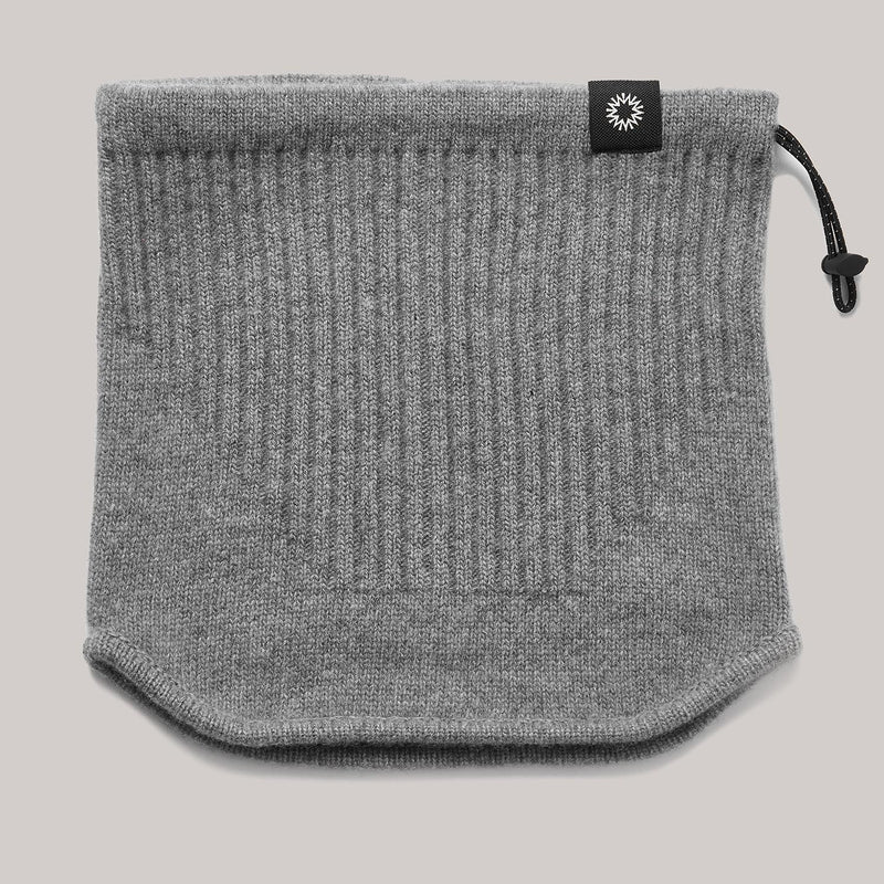 Cashmere Neck Warmer | grey