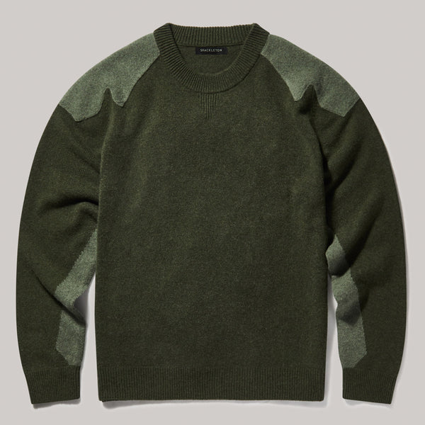 Stirling Sweater | moss