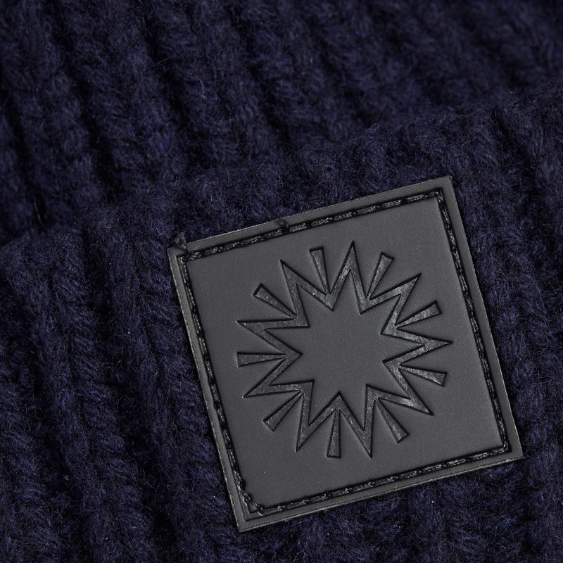 Fishermans Beanie | Navy Blue