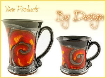 Handmade Pottery by Design