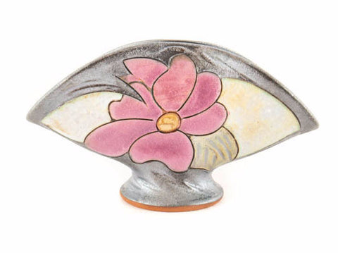 Handmade Ceramic Napkin Holder Flower - Handmade Ceramics and pottery | Teapots, Coffee and Tea Mugs, Vases, Bowls, Plates, Ashtrays | Handmade stoneware - 1