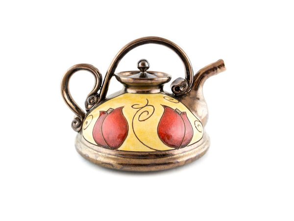 Ceramic teapot 23oz
