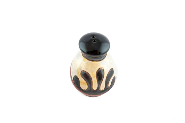 Ethno Ceramic Salt and Pepper Shaker - Handmade Ceramics and pottery | Teapots, Coffee and Tea Mugs, Vases, Bowls, Plates, Ashtrays | Handmade stoneware - 6