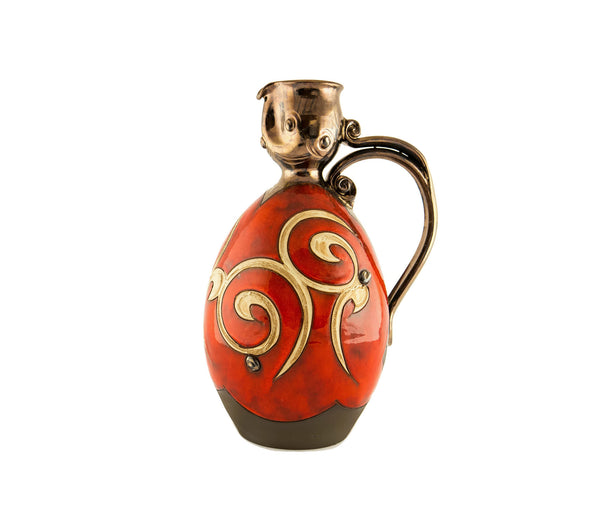 Wine Pitcher 85oz Orient - Handmade Ceramics and pottery | Teapots, Coffee and Tea Mugs, Vases, Bowls, Plates, Ashtrays | Handmade stoneware