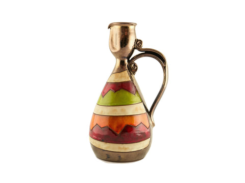 Wine Pitcher Small 24oz Cherga - Handmade Ceramics and pottery | Teapots, Coffee and Tea Mugs, Vases, Bowls, Plates, Ashtrays | Handmade stoneware