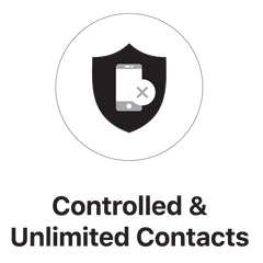 myFirst Fone R1 Controlled Contacts & Unlimited