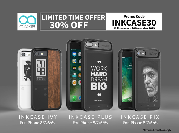 InkCase Promo Deal