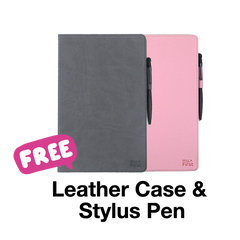 myFirst Sketch Book - Free Leather Case & Stylus Pen