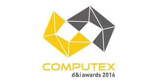 computex design and innovation awards 2016 logo