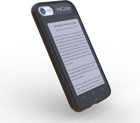 e ink smart cover for iphone