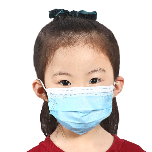 3-Ply Disposable Face Mask For Kids (20 pcs) - Oaxis - The Official Maker of InkCase and the brand owner of myFirst - A brand new collection for kids
