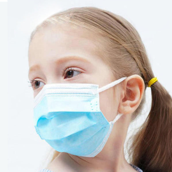 myFirst 3-Ply Disposable Face Mask For Kids (20 pcs) - Oaxis - The Official Maker of InkCase and the brand owner of myFirst - A brand new collection for kids