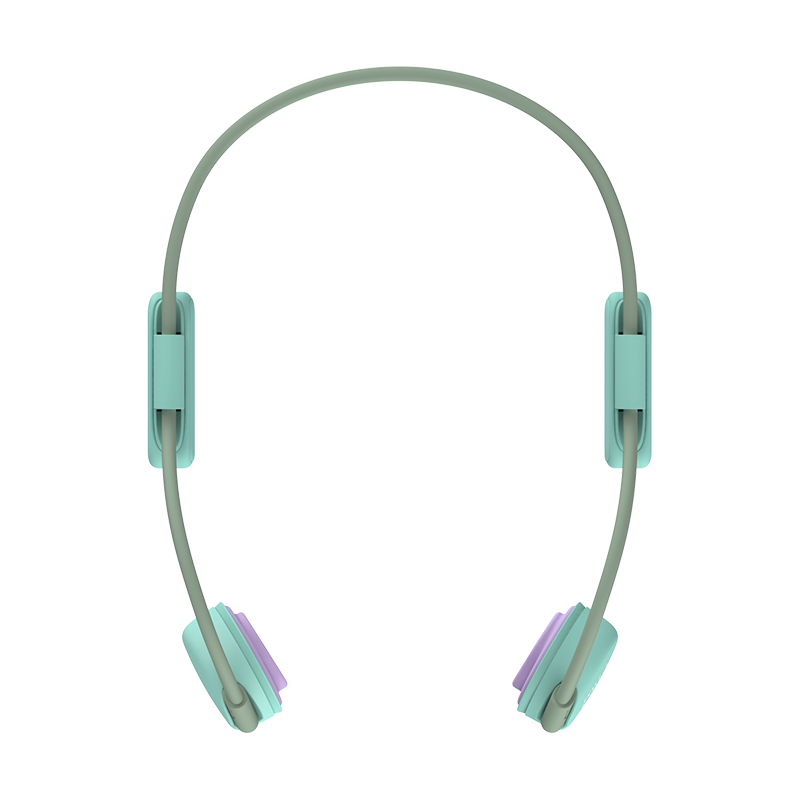 myFirst Headphones BC Wireless - Kids Friendly & Open Ear Design - Oaxis - The Official Maker of InkCase and the brand owner of myFirst - A brand new collection for kids