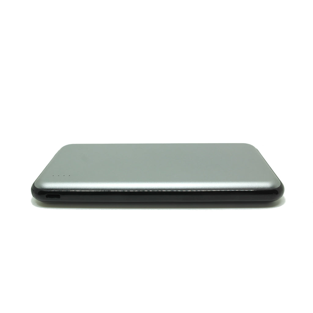 10000mAh Power Bank for Apple Devices grey side