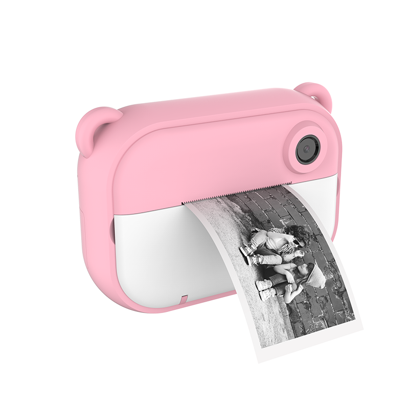 myFirst Camera Insta 2 - 12MP Kid's Instant Print Camera - Oaxis - The Official Maker of InkCase and the brand owner of myFirst - A brand new collection for kids