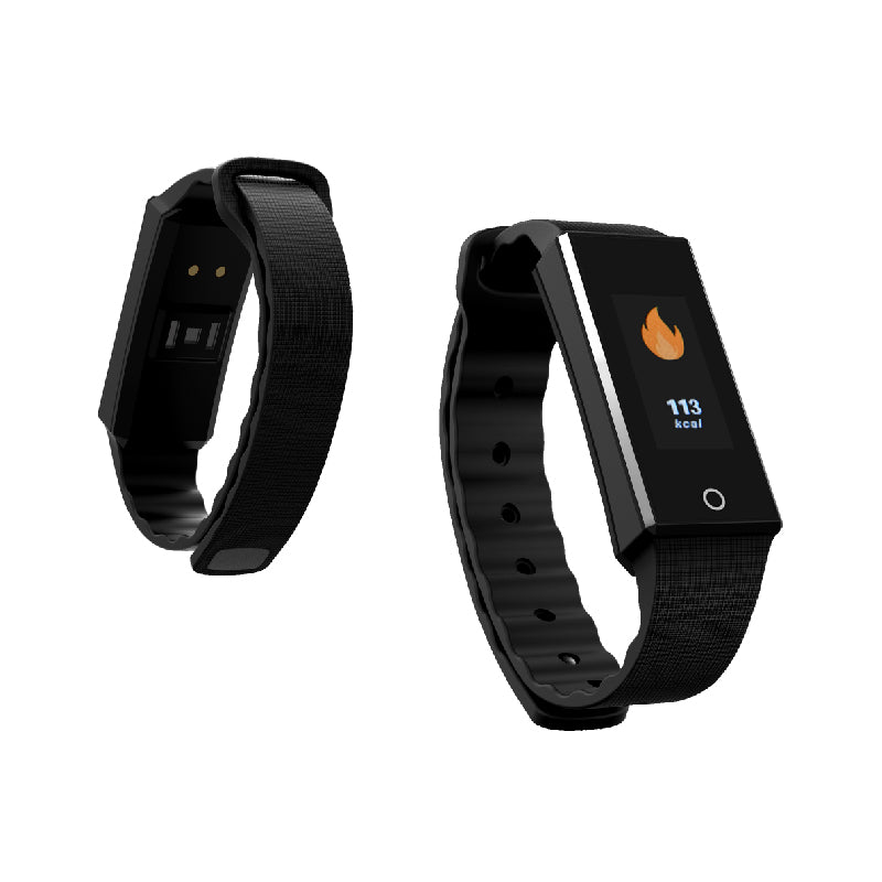 Omniband HR+ Fitness Band with Heart Rate Monitor - Oaxis - The Official Maker of InkCase and the brand owner of myFirst - A brand new collection for kids