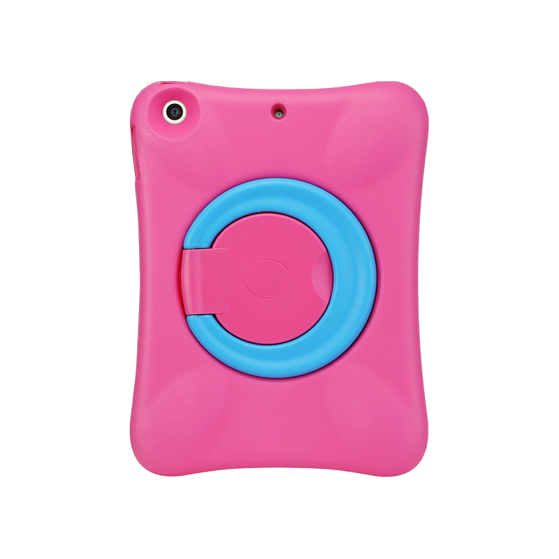 myFirst Shield for iPad - Ultralight Childproof Case with 360° Kickstand - Oaxis - The Official Maker of InkCase and the brand owner of myFirst - A brand new collection for kids