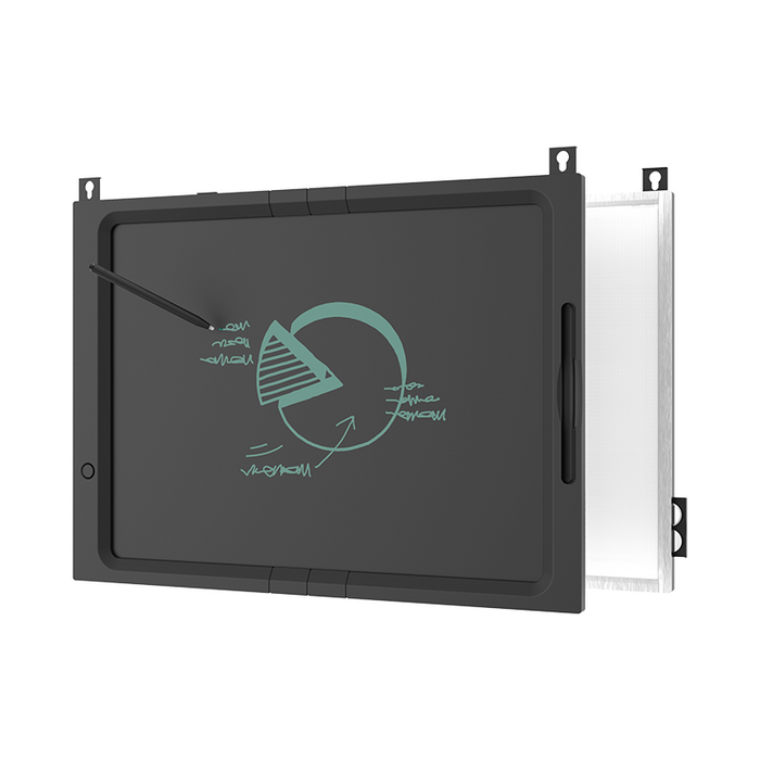 "myFirst Sketch Board 21"" - With Dual Display (LCD Sketch Board + Whiteboard) - Oaxis - The Official Maker of InkCase and the brand owner of myFirst - A brand new collection for kids"