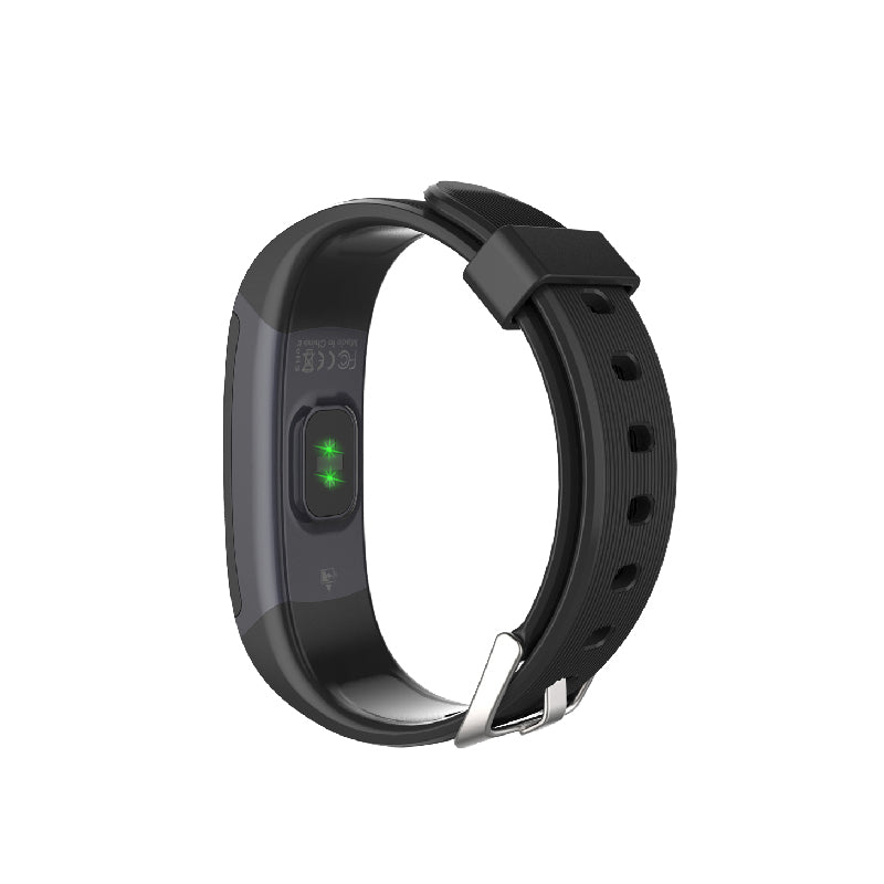 Tenvis HR - Smart Band with BPM Heart Rate Monitor & Full HD Color Screen