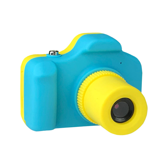 myFirst Camera - 5 Mega Pixel Mini Size Camera For Kids With SD Card Support - Oaxis - The Official Maker of InkCase and the brand owner of myFirst - A brand new collection for kids