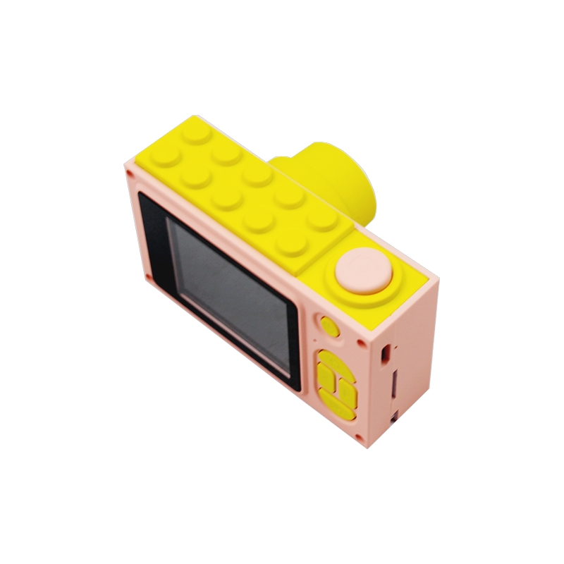 myFirst Camera 2 - 8 Mega Pixel Camera For Kids with Waterproof Case - Oaxis - The Official Maker of InkCase and the brand owner of myFirst - A brand new collection for kids