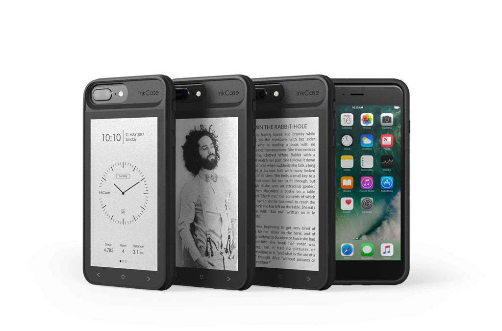 InkCase i7 Plus for iPhone 8/7 Plus and 6s/6 Plus