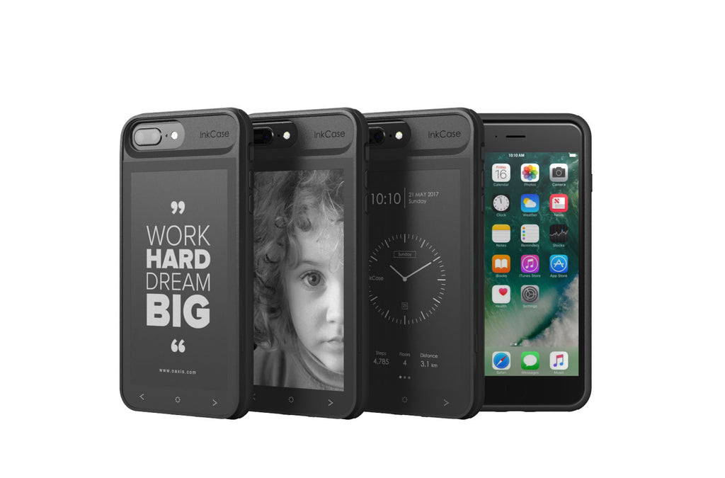InkCase for iPhone 8/7 Plus and 6s/6 Plus - Oaxis - The Official Maker of InkCase and the brand owner of myFirst - A brand new collection for kids