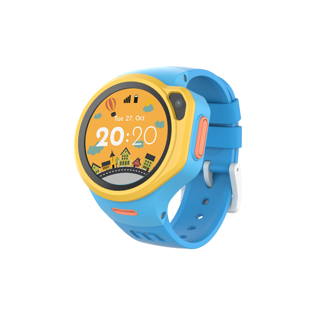myFirst Fone R1 - 4G Music Smartwatch Phone With GPS & Video Call - Oaxis - The Official Maker of InkCase and the brand owner of myFirst - A brand new collection for kids
