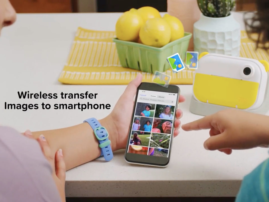 myFirst Camera Wi Wirelessly Transfer Images