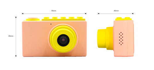 myFirst Camera 2 - 2021 Best camera for kids with waterproof casing