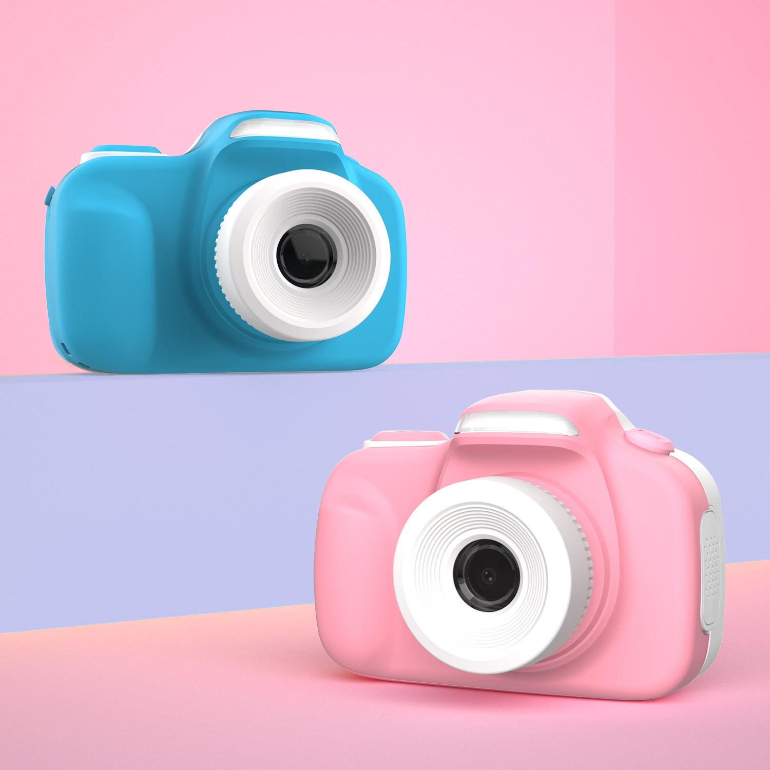 myFirst Camera 3 - 16MP Mini Camera for kids with selfie lens