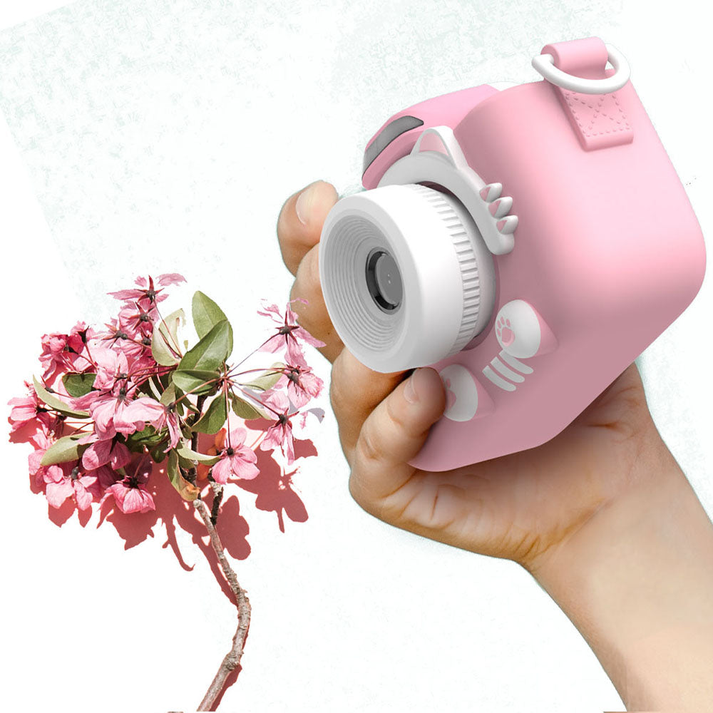 myFirst Camera 3 Macro Lens - 16MP Mini Camera for kids with selfie lens