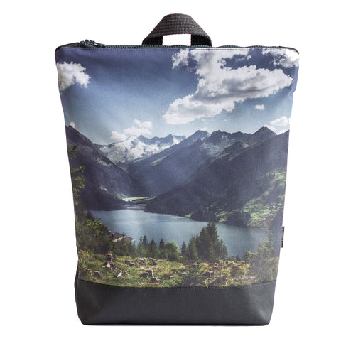 "Backpack ""Lake"""