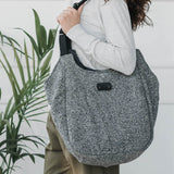 Wool day bag II