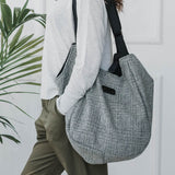 Wool day bag