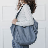 Blue day bag