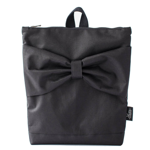 "Black ""Bow"" for kids L"
