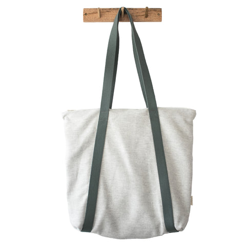 "Tote bag ""Bright"" L"