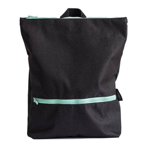 "Black and mint ""Pocket +"""