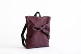 "Deep red ""Bow"" for kids L"