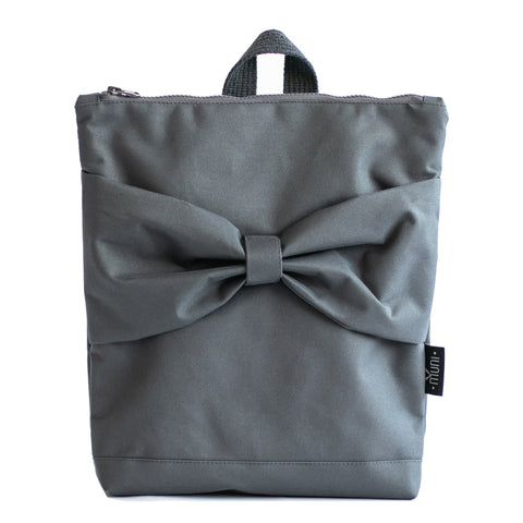 "Grey ""Bow"" for kids L"