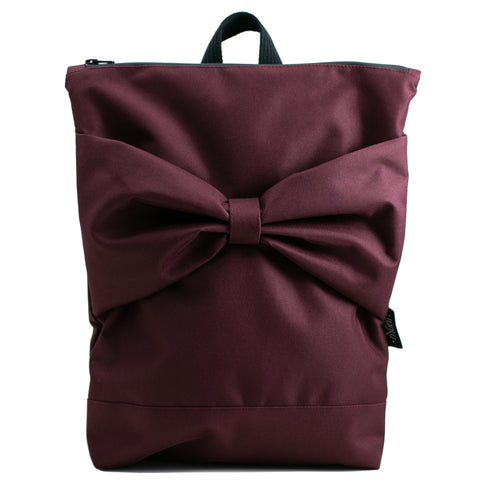 "Deep red ""Bow"""