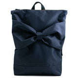 "Navy blue ""Bow"""
