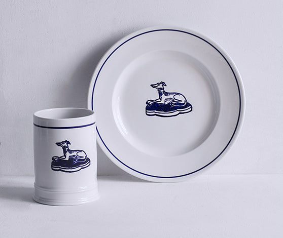 Stamped Tableware