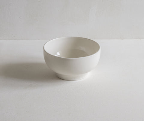 Handmade Porcelain Simple Bowl