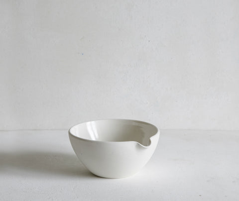 Extra Small Mixing Pouring Bowl, 15cm