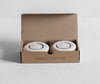 Simple tea lights in gift box