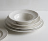Classical Plain Porcelain: Dinner Plate, Side Plate, Shallow Bowl, Deep Bowl