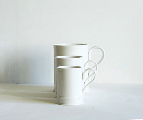 Classical Mugs - Small Coffee Mug, Original and the Tankard